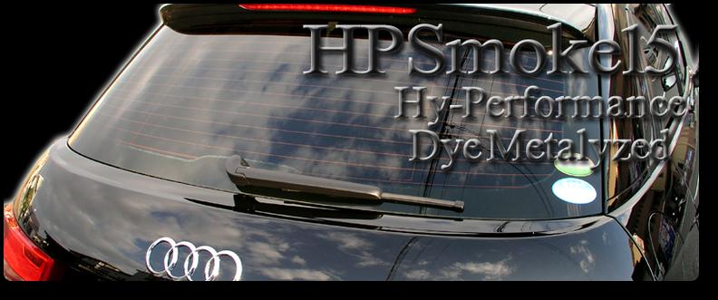 アウディA1-HPスモーク15-バックガラス